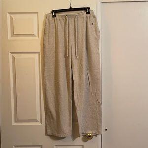 Ralph Lauren Thermal Lounge Pants, Oatmeal